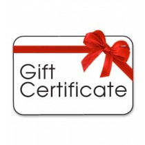 Earth Odyssey Shopping Gift Certificate