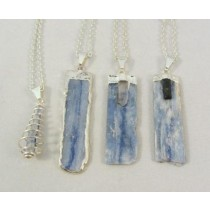 Kyanite Pendants