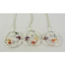 Chakra Wrap Necklaces