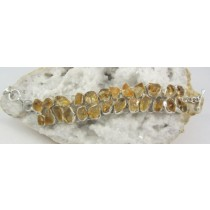 Citrine Multi Gem Bracelet