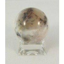 Dendritic Opal Polished Sphere Small