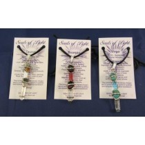 Astrological Baby Wand Pendants