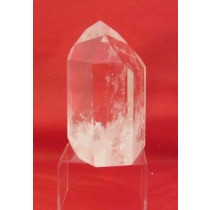 Clear Quartz Large Polished Point