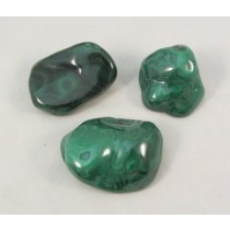 Malachite Polished Freeforms Small