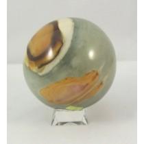 Polychrome Jasper Polished Sphere