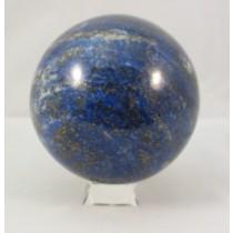 Lapis Polished Sphere Large