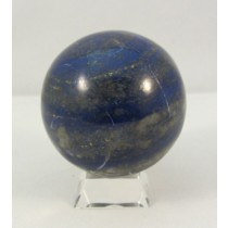 Lapis Polished Sphere Medium