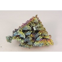 Bismuth Lab Grown Cluster from New Zealand