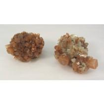 Aragonite Clusters Large
