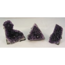 Amethyst Clusters from Uruguay
