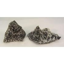 Black Amethyst Uruguayan Clusters