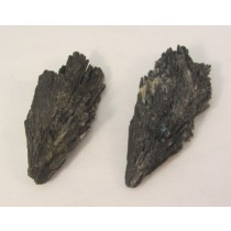 Black Kyanite Raw Pieces