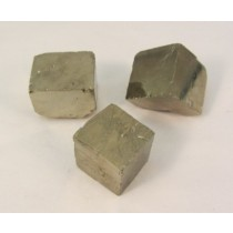 Pyrite Cubes