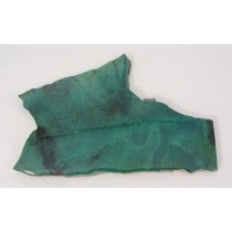 Chrysocolla One Face Polished Slab