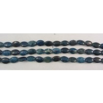 Apatite Small Oval Faceted Beads