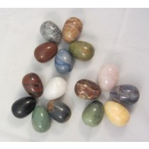 Gemstone Polished Eggs