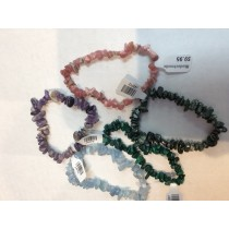 Gemstone Chip Premium Bracelet