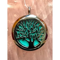 Tree of Life Aromatherapy Pendant