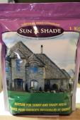 SUN & SHADE LAWN MIXTURE 2KG-1PK