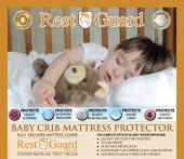 BABY CRIB MATTRESS COVERS-ENCASEMENT'S