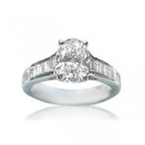 AFS-0026 Diamond Engagement Ring