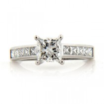 AFS-0036 Diamond Engagement Ring