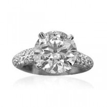 AFS-0044 Diamond Engagement Ring