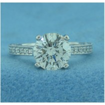 AFS-0062 Diamond Engagement Ring