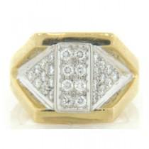 FS3444 Diamond Fancy Ring