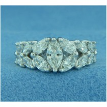 WB2620 Diamond Wedding Ring