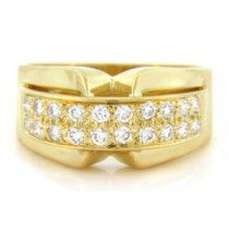 WB2630 Diamond Wedding Ring