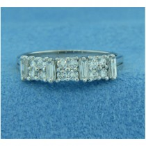 WB2636 Diamond Wedding Ring