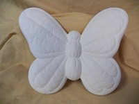 soft sculpture butterfly 1
