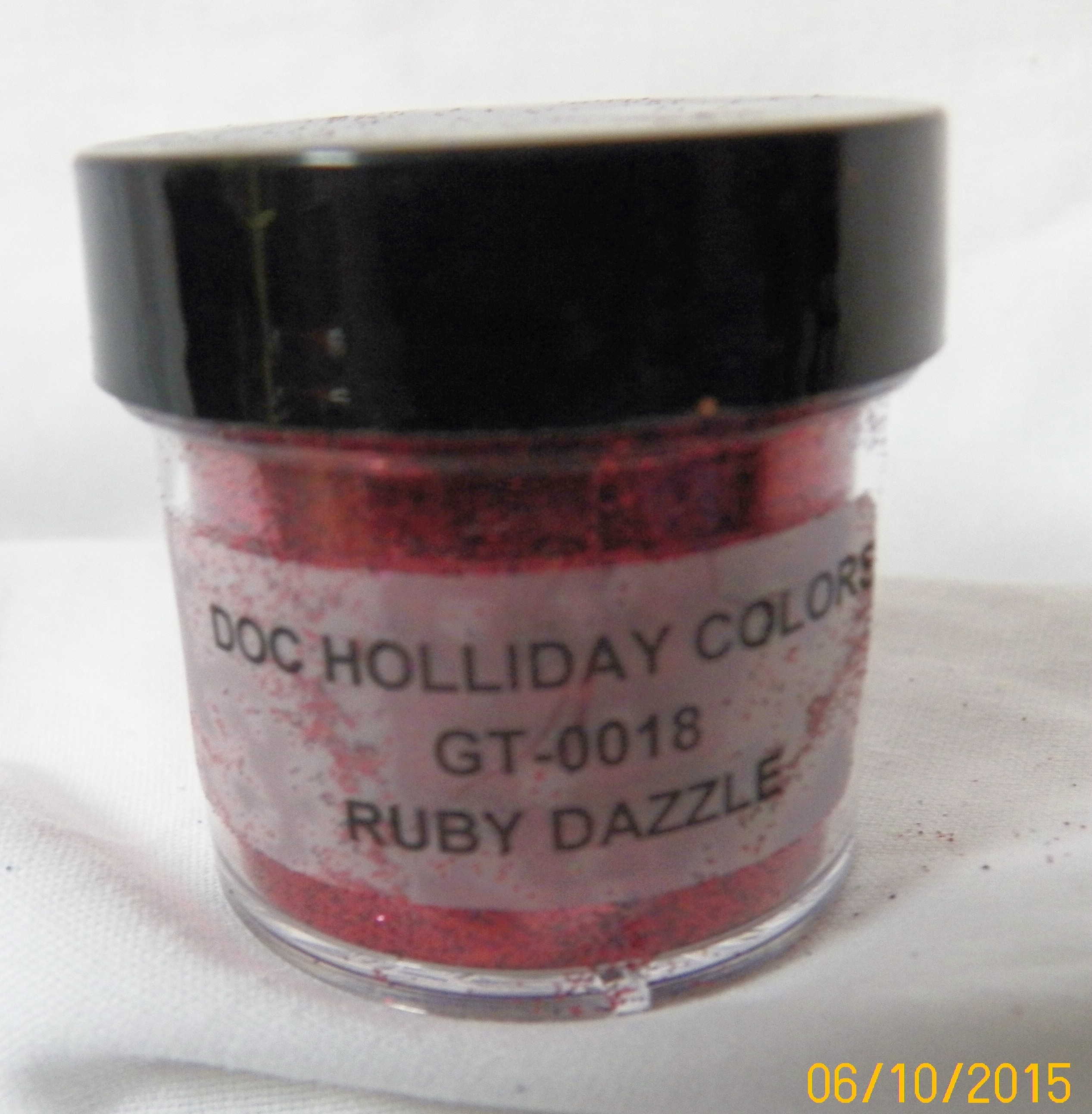 ruby dazzle shimmer GT-18