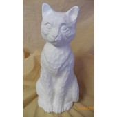 whittled cat