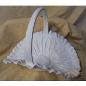 medium pleated basket