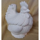 rooster cookie jar 2