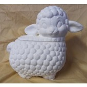 sheep cookie jar
