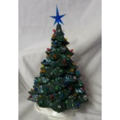 Doc Holiday small tree with star