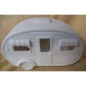 large retro camper