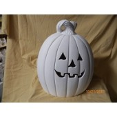large pumpkin cut out