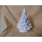 Doc Holiday 8 inch tree on base