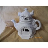 charming rose teapot cottage