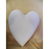 plain heart garden rock