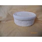 woven box for an insert