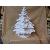 large fir tree