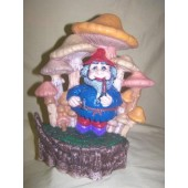 mushroom gnome