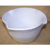 pour spout bowl