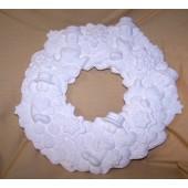 snowmen on wreath