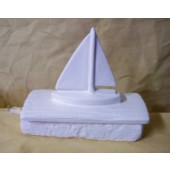 tiny sailboat box